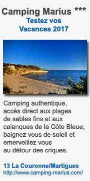 Camping Marius ***, Martigues