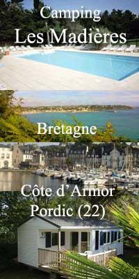 Les Madières en Bretagne à Pordic